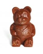 Chocolate figurines